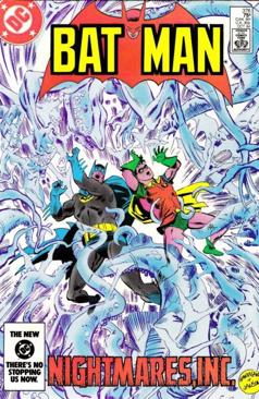 Batman - 376 cover