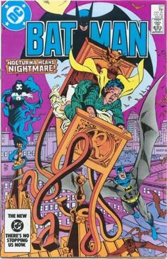 Batman - 377 cover