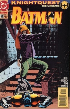 Batman - 505 cover