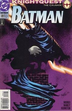 Batman - 506 cover