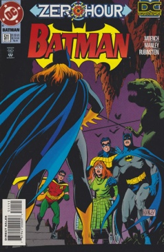Batman - 511 cover