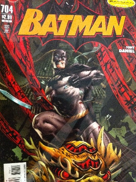 Batman - 704 cover