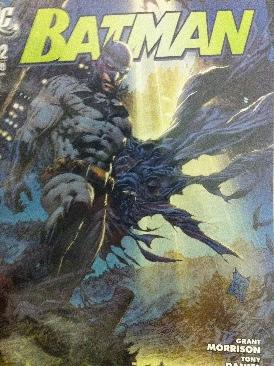 Batman - 702 cover