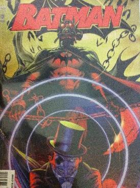Batman - 696 cover