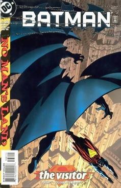 Batman - 566 cover
