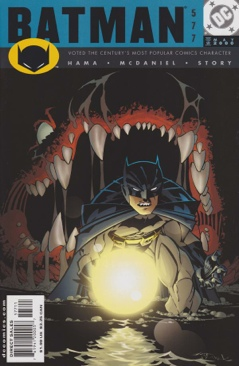 Batman - 577 cover