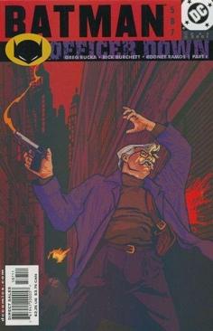 Batman - 587 cover