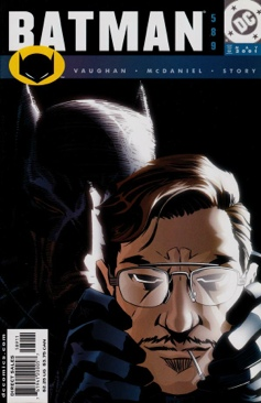 Batman - 589 cover