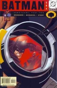 Batman - 594 cover