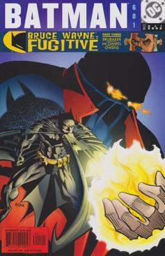 Batman - 601 cover