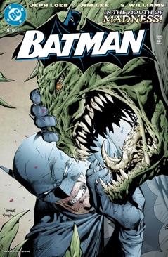 Batman - 610 cover