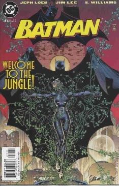 Batman - 611 cover