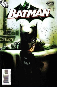 Batman - 650 cover