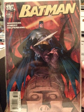 Batman - 658 cover