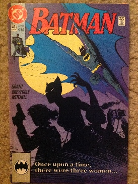 Batman - 461 cover