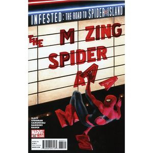 The Amazing Spider-man - 665 cover