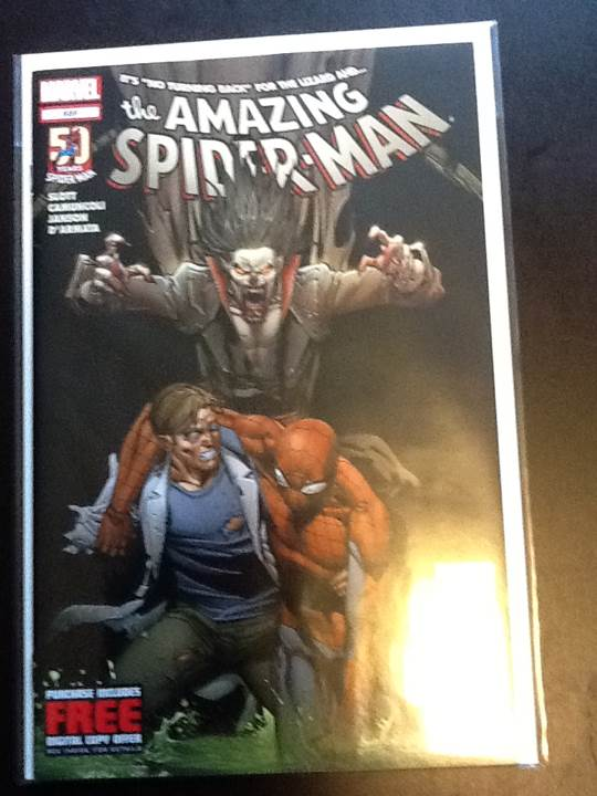 The Amazing Spider-man - 689 cover