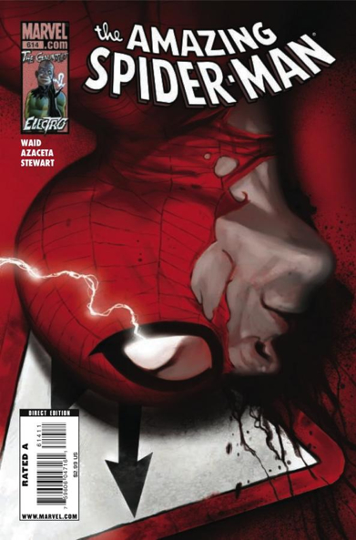 The Amazing Spider-man - 614 cover