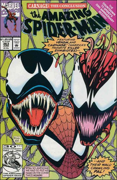 The Amazing Spider-man - 363 cover