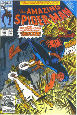 The Amazing Spider-man - 364 cover