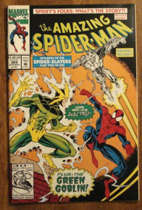 The Amazing Spider-man - 369 cover