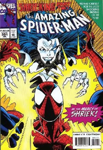 The Amazing Spider-man - 391 cover