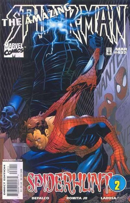 The Amazing Spider-man - 432 cover