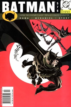 Batman - 576 cover