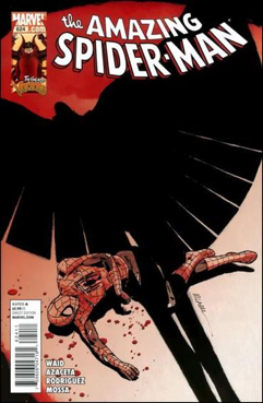 The Amazing Spider-man - 624 cover