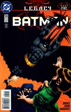 Batman - 534 cover