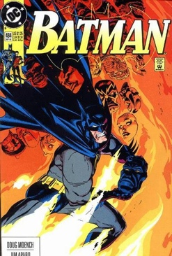 Batman - 484 cover