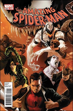 The Amazing Spider-man - 642 cover
