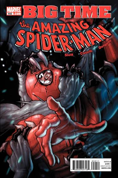 The Amazing Spider-man - 652 cover