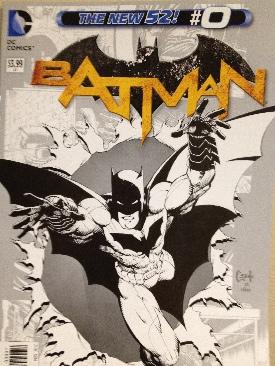 Batman - 532 cover