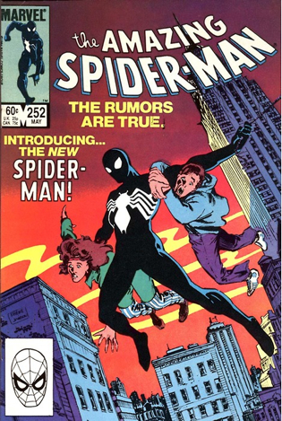 The Amazing Spider-man - 252 cover