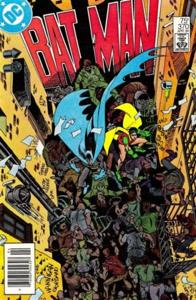 Batman - 370 cover