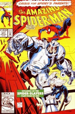 The Amazing Spider-man - 371 cover