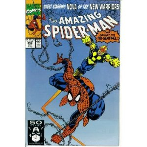 The Amazing Spider-man - 352 cover