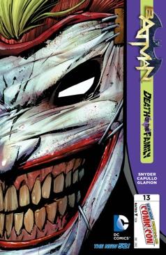 Batman - 32 cover