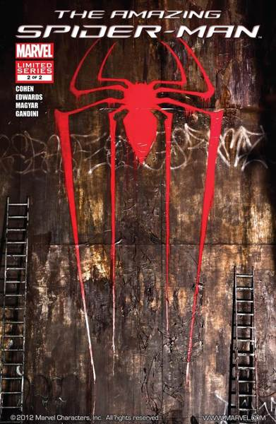 The Amazing Spider-man - 2 cover