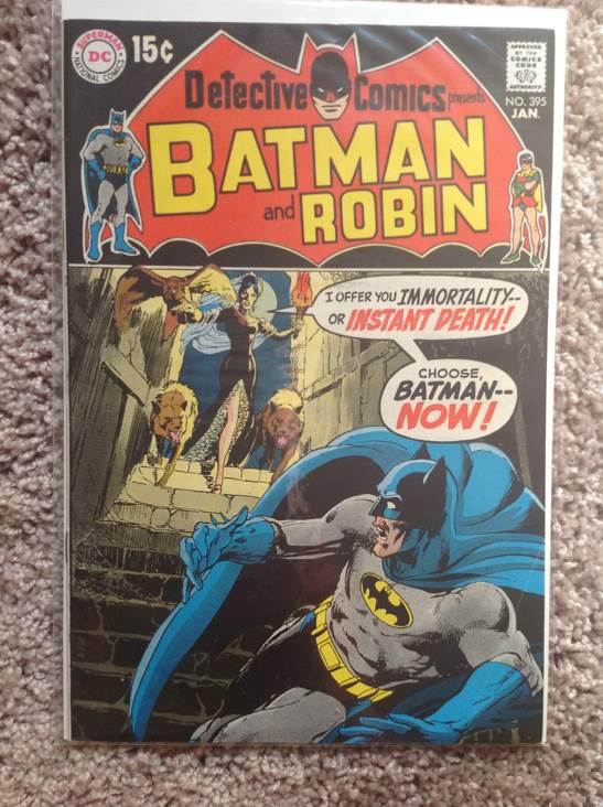 Batman - 395 cover