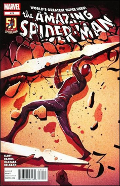The Amazing Spider-man - 679 cover