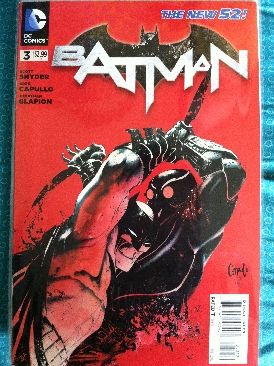 Batman - 627 cover