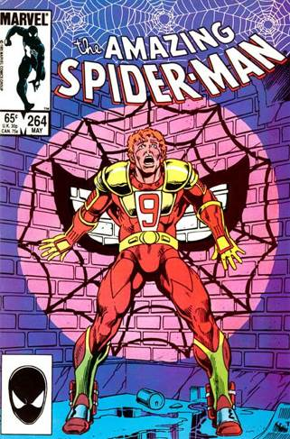 The Amazing Spider-man - 264 cover