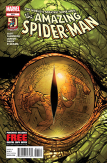 The Amazing Spider-man - 691 cover
