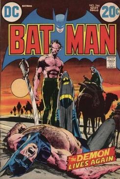 Batman - 244 cover
