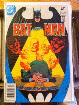 Batman - 354 cover