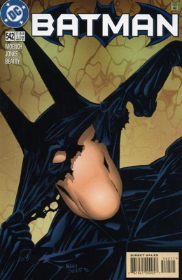 Batman - 542 cover