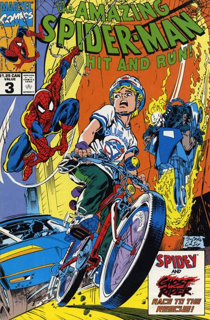 The Amazing Spider-man - 3 cover
