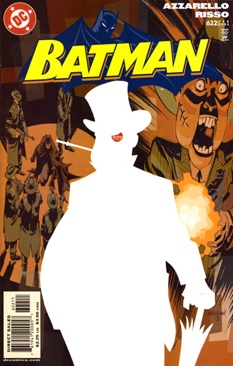 Batman - 622 cover